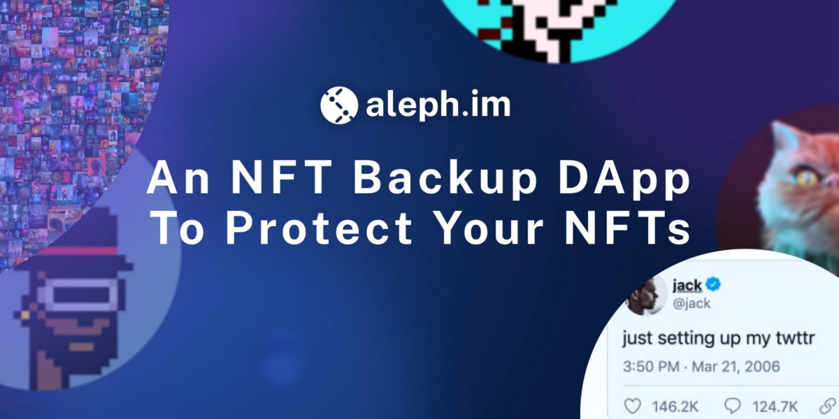 An NFT Backup DApp To Protect Your NFTs