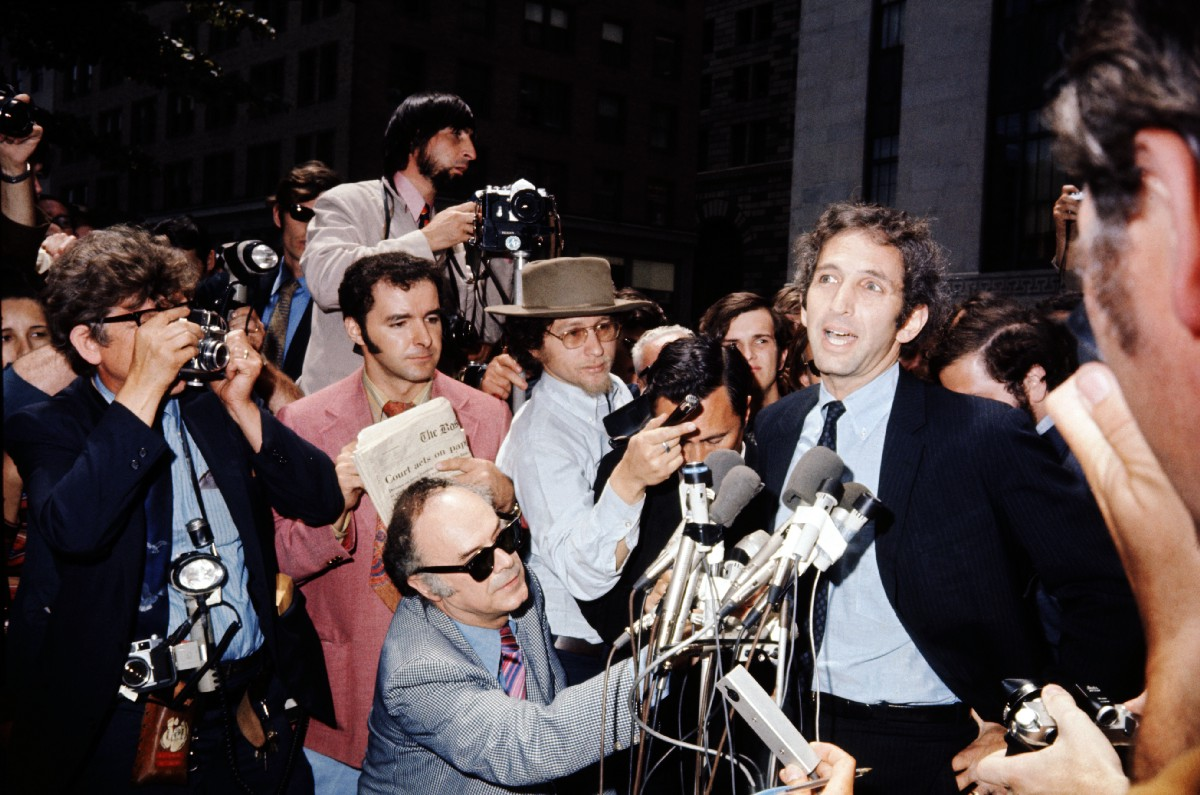 The most famous leak in history nearly sent Daniel Ellsberg to prison for espionage