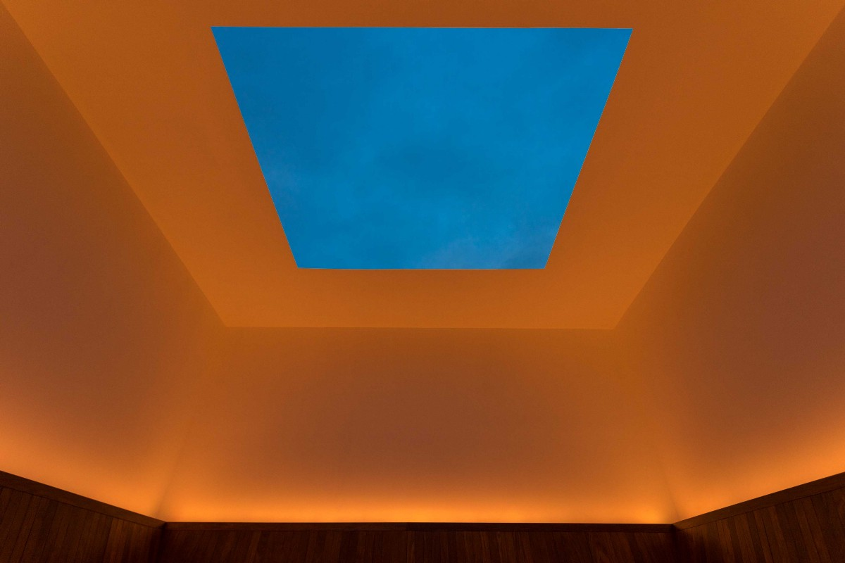 Inhabiting The Sky James Turrell S Meeting Reopens At