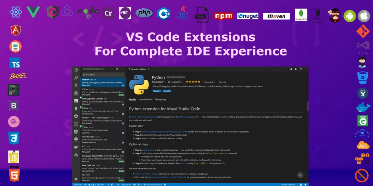 VS Code Extensions For Near IDE Experience - Saurabh