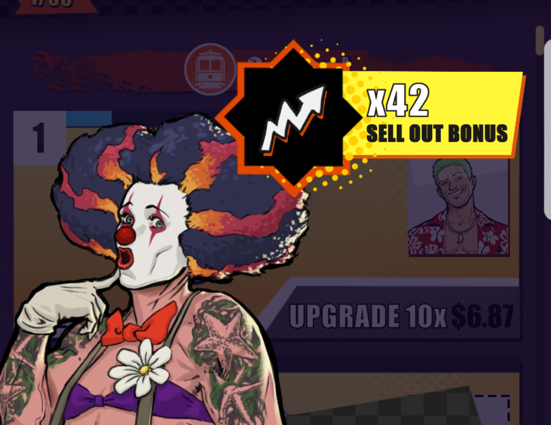 Crazy Taxi Tycoon and the Art of Selling Out