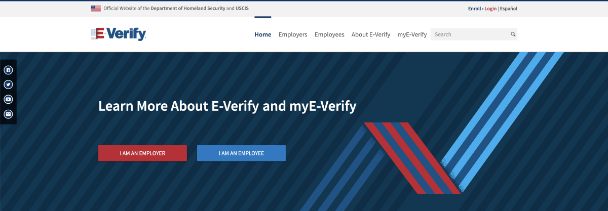 USCIS E-Verify (I-9) sneaky loophole to bypass work