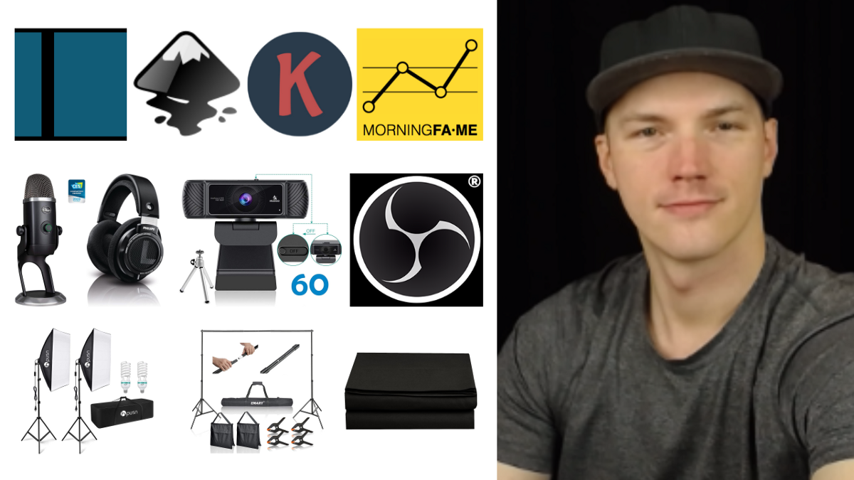 Ivan's Guide to Video Streaming Equipment for PC