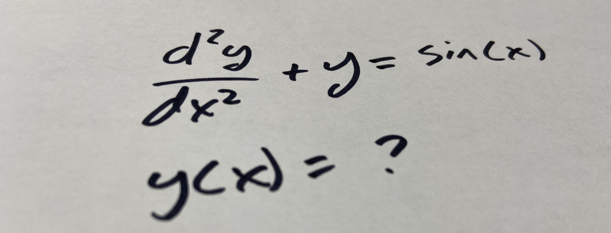 How Do You Solve a Differential Equation With Python?