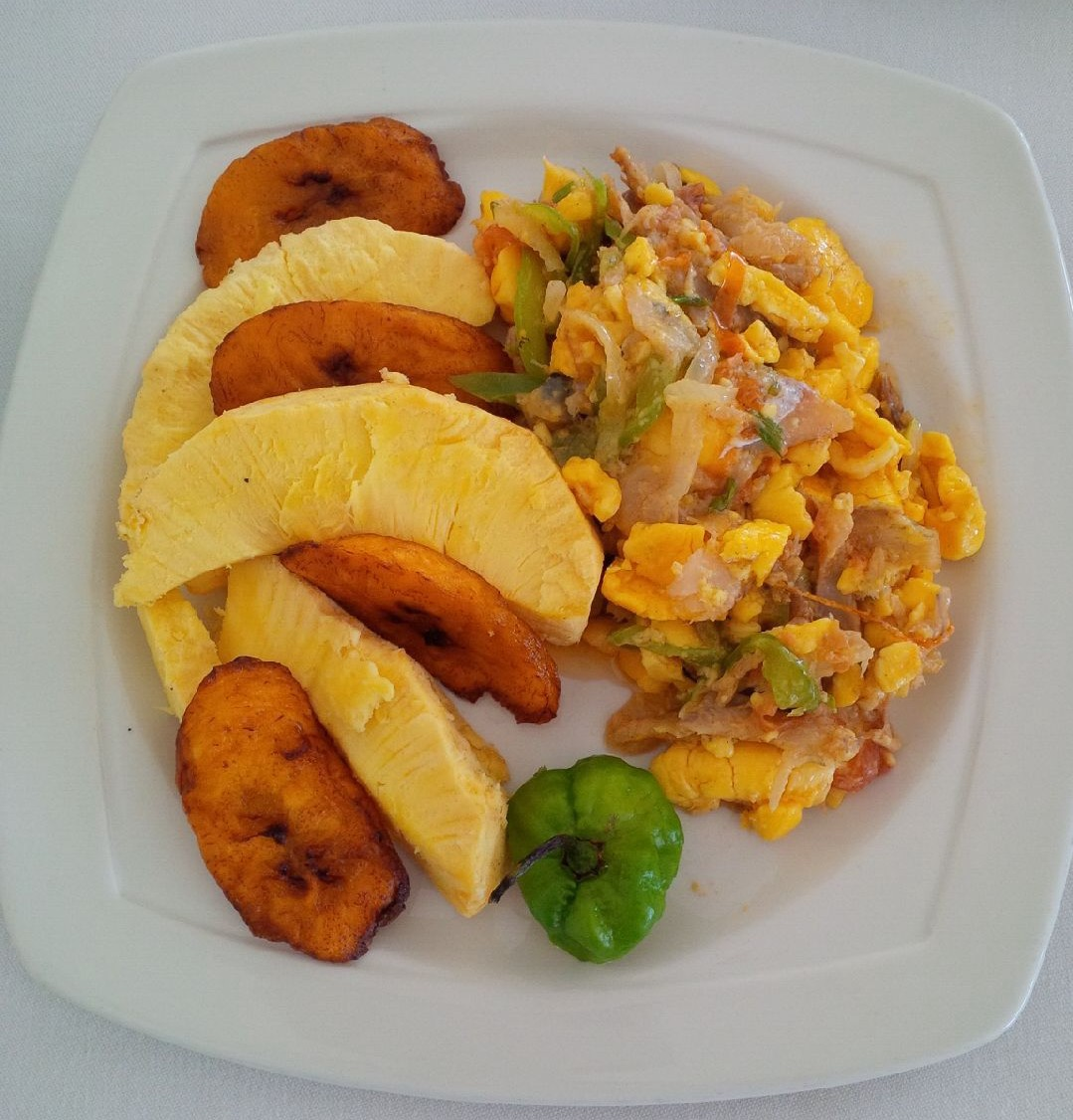 Jamaican Food Stories I Want To Run A Boat By Zyane Hennessy Medium
