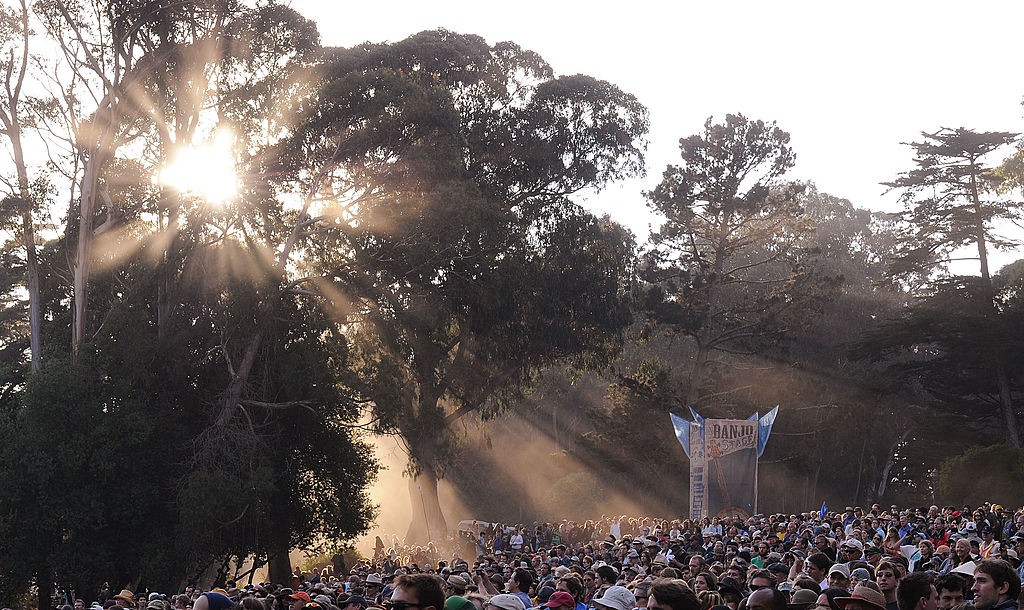 TBI's 5 Best: How to Do Hardly Strictly Bluegrass