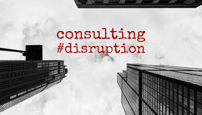 House of Cards — Disruption for Consulting 4 0 - Phani Marupaka - Medium