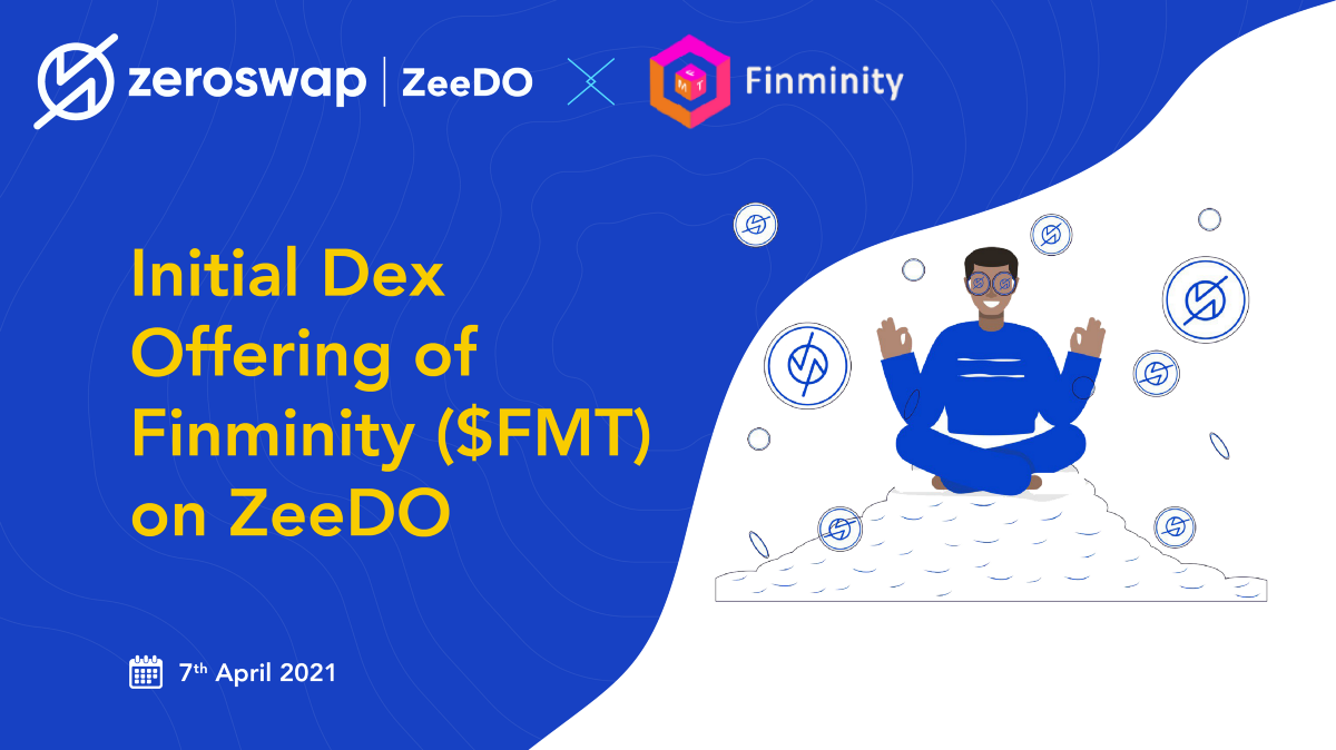 Step by Step guide to Participate in the IDO of Finminity