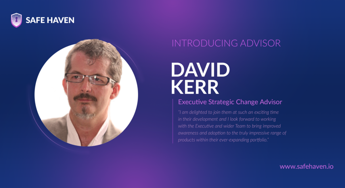 Safe Haven Welcomes Executive Change Architect to Executive Advisory Board