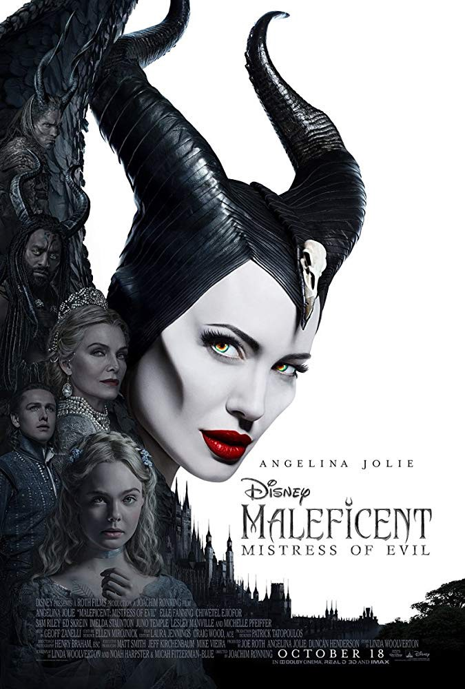 Download Maleficent Mistress Of Evil Full Movie 2019 In