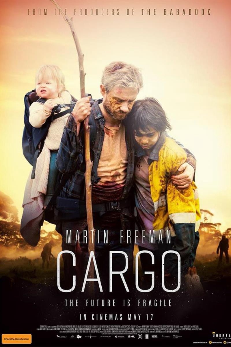 Cargo: The Apocalypse Movie With A Heart - Vaibhav Anday