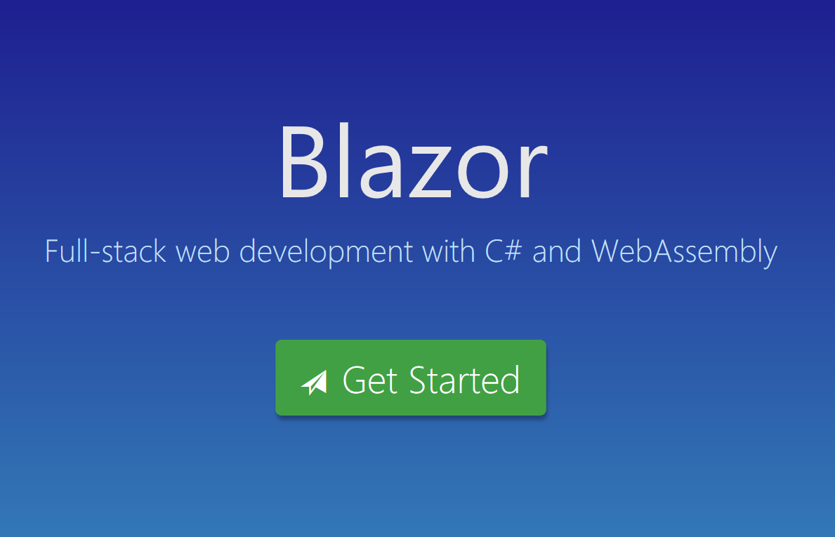 Blazor for Knockout js Developers - Noteworthy - The Journal Blog