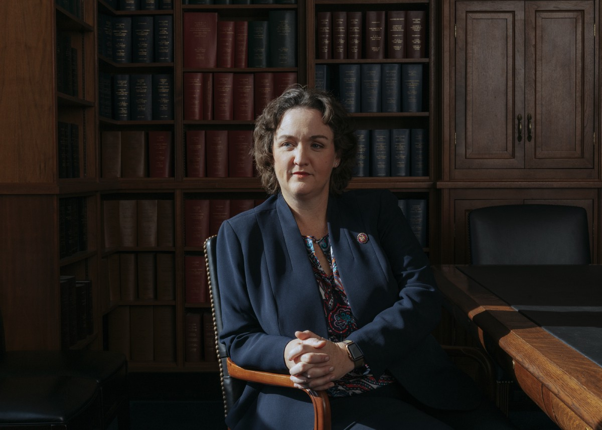 To Understand What People Want, Katie Porter Says You Need to Get Off Twitter