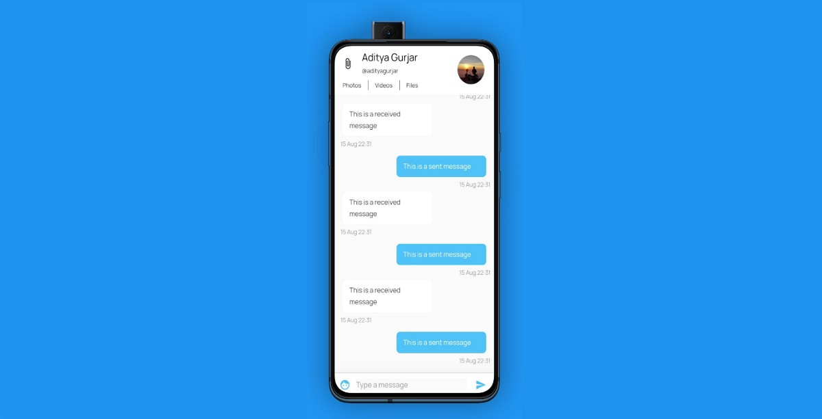 60 Days of Flutter :Building a Messenger : Day 27–29 : Sending and Retrieving Messages from…