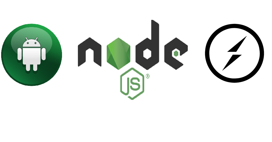Creating a realtime chat app with android , NodeJs and Socket io
