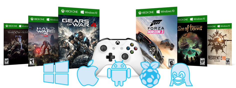 Play Your Xbox Games Anywhere — On A Mac, Android, Windows, Linux