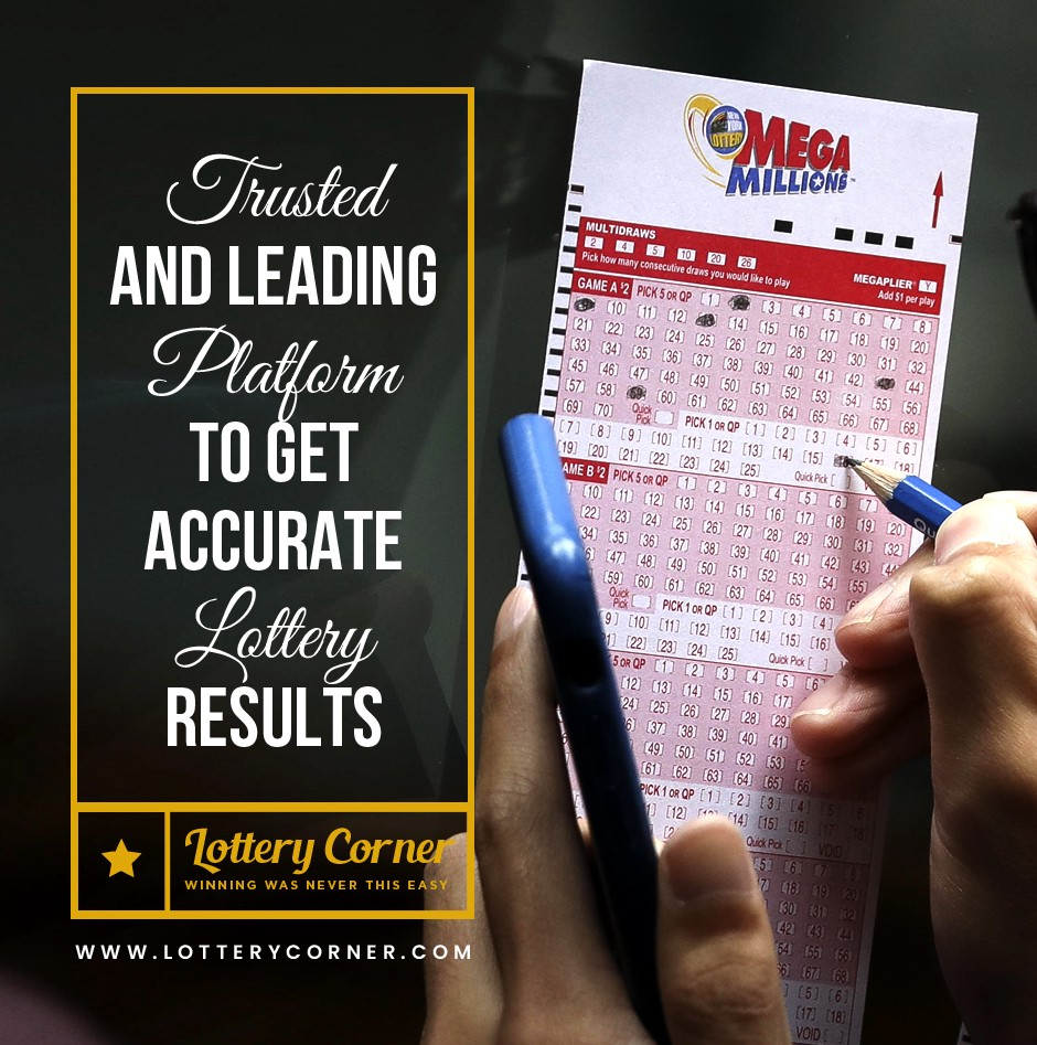 Accurate Powerball Results Powerball Drawing Lottery Corner By Lottery Corner Medium