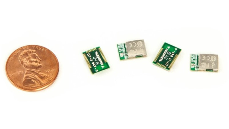 I-SYST's BLYST Nano Is a Tiny Arm Cortex Module with