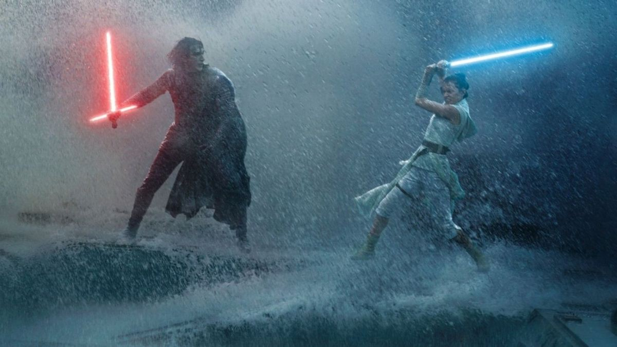 The Saga Ends A Star Wars The Rise Of Skywalker Review By Joshua Beck Medium