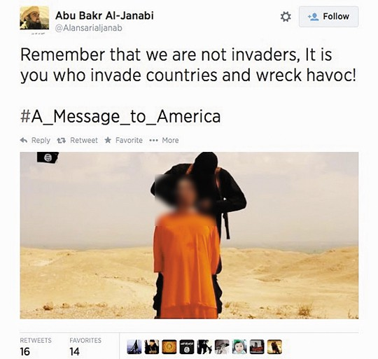 Was Twitter right to remove the beheading video of James Foley?