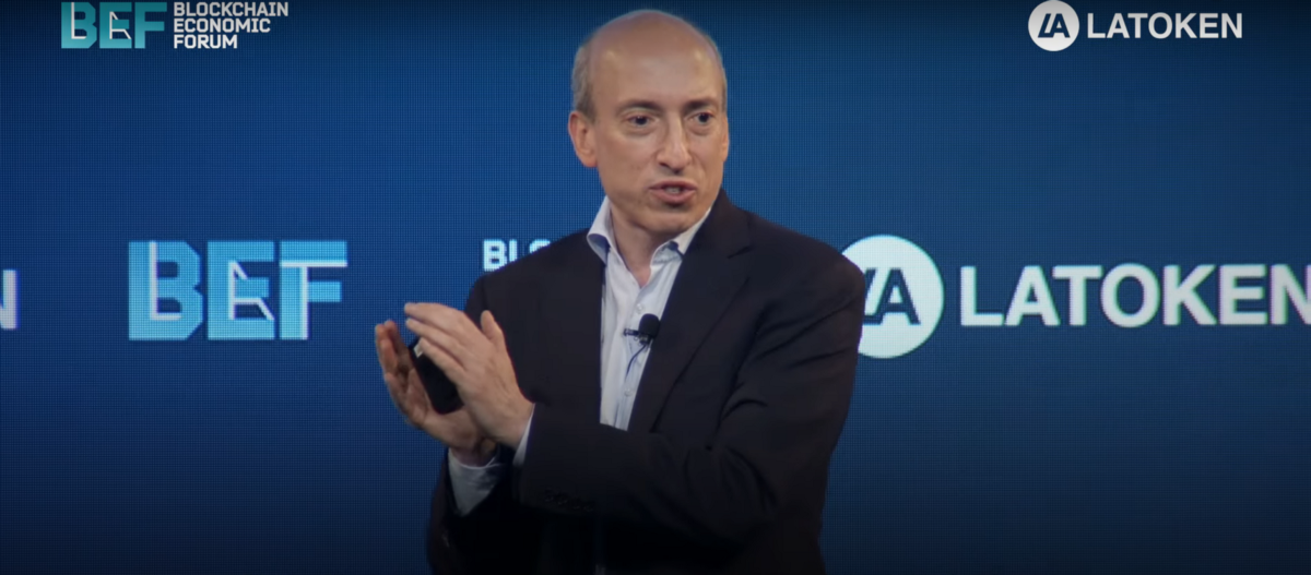 Crypto enthusiast Gary Gensler, the keynote speaker at BEF hosted by LATOKEN, to be named SEC…