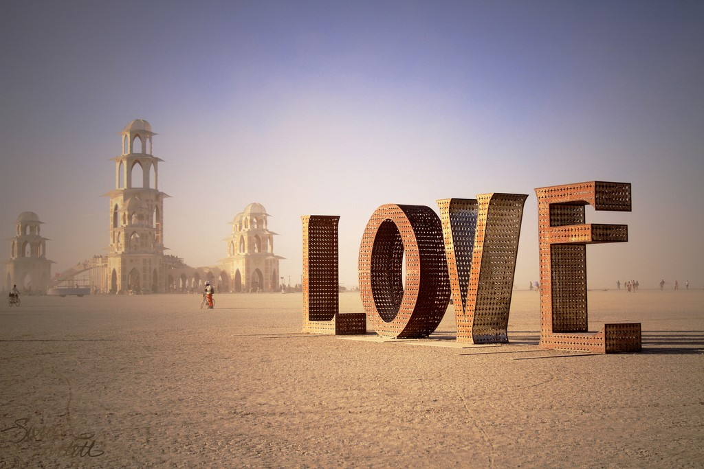 7 Lessons for Love After Burning Man - P S  I Love You