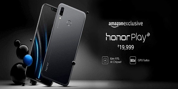 Honor Play sold out on Amazon in just five minutes