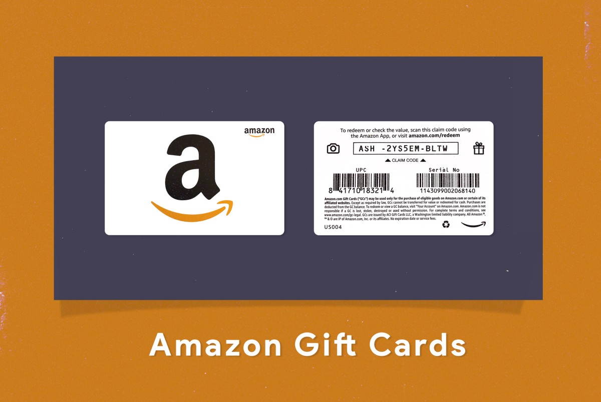 306 Amazon Gift Cards How To Redeem By Michael Murphy Medium