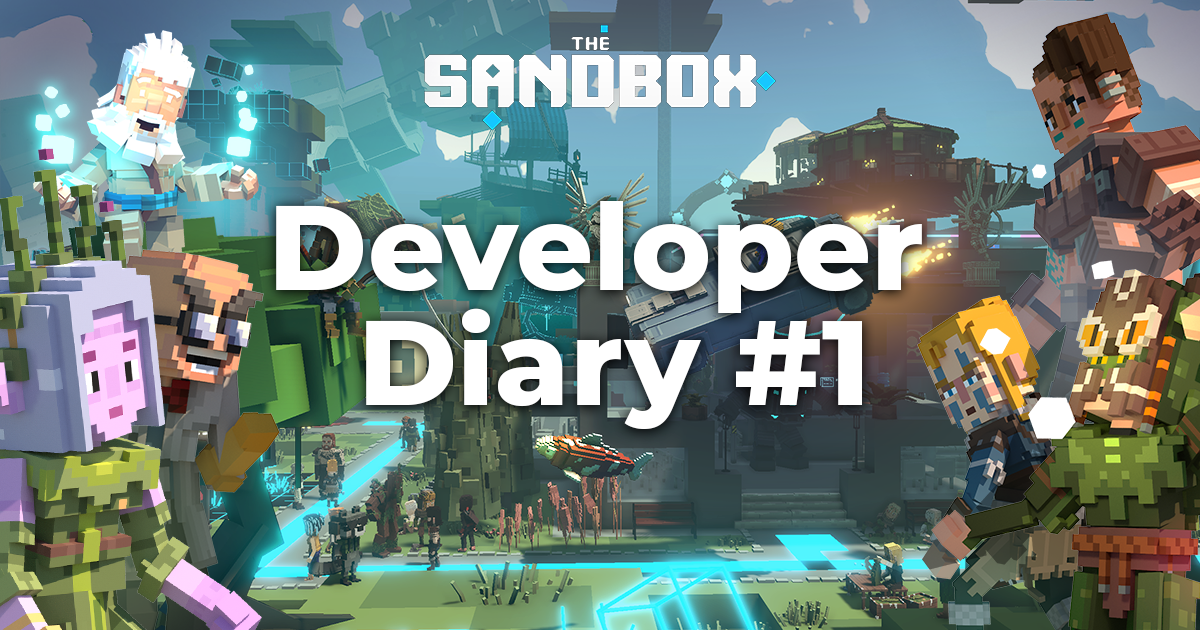 Dev Diary #1: The Sandbox Alpha Visuals & Gameplay Preview