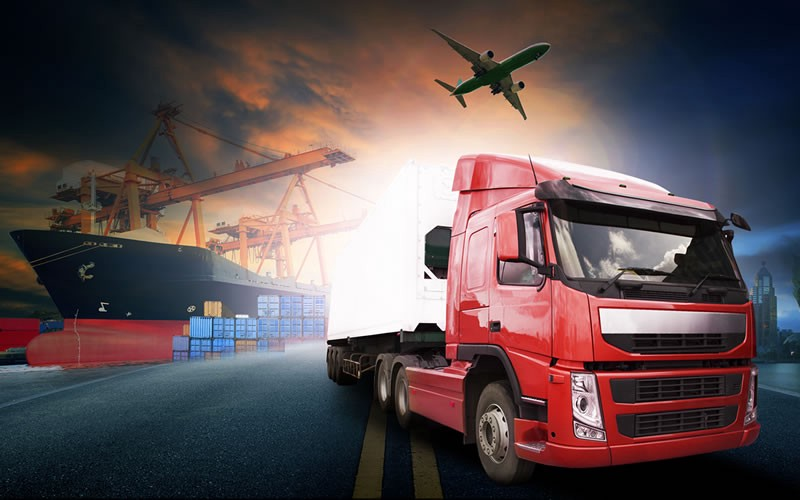 Different types of air freight and shipment services