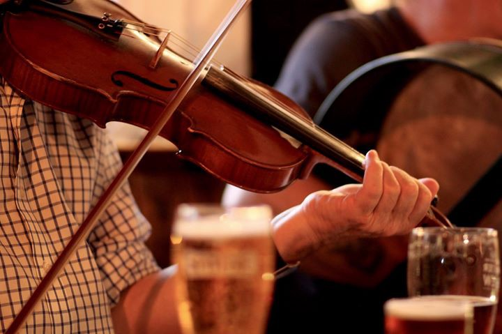 How do we treat England's mental breakdown? It's easy — with traditional folk music