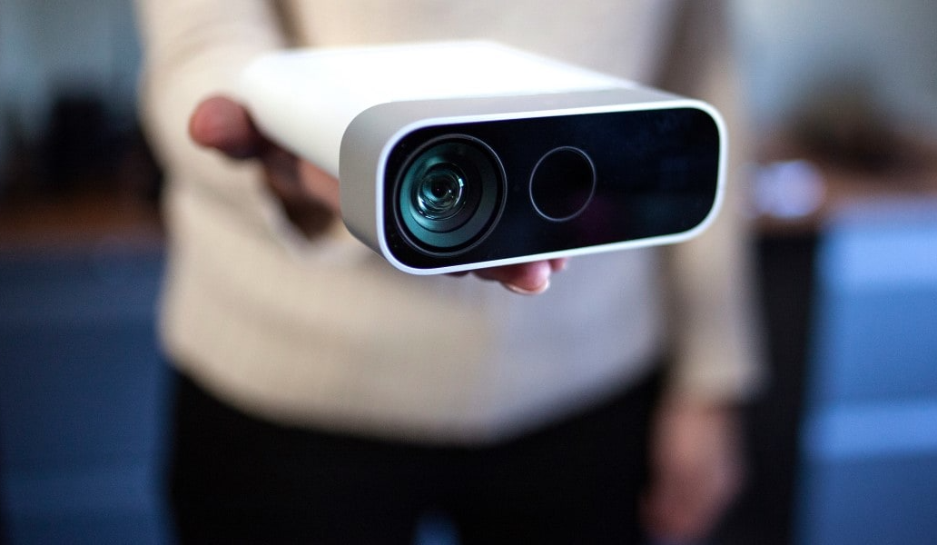 Microsoft Azure Kinect DK Is a Powerful New Vision Tool