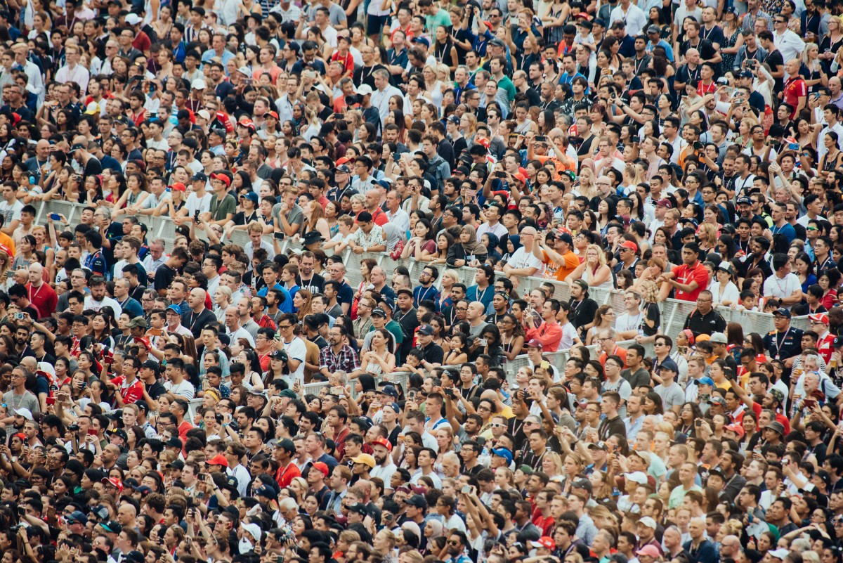 Crowd Counting Using Bayesian Multi Scale Neural Networks
