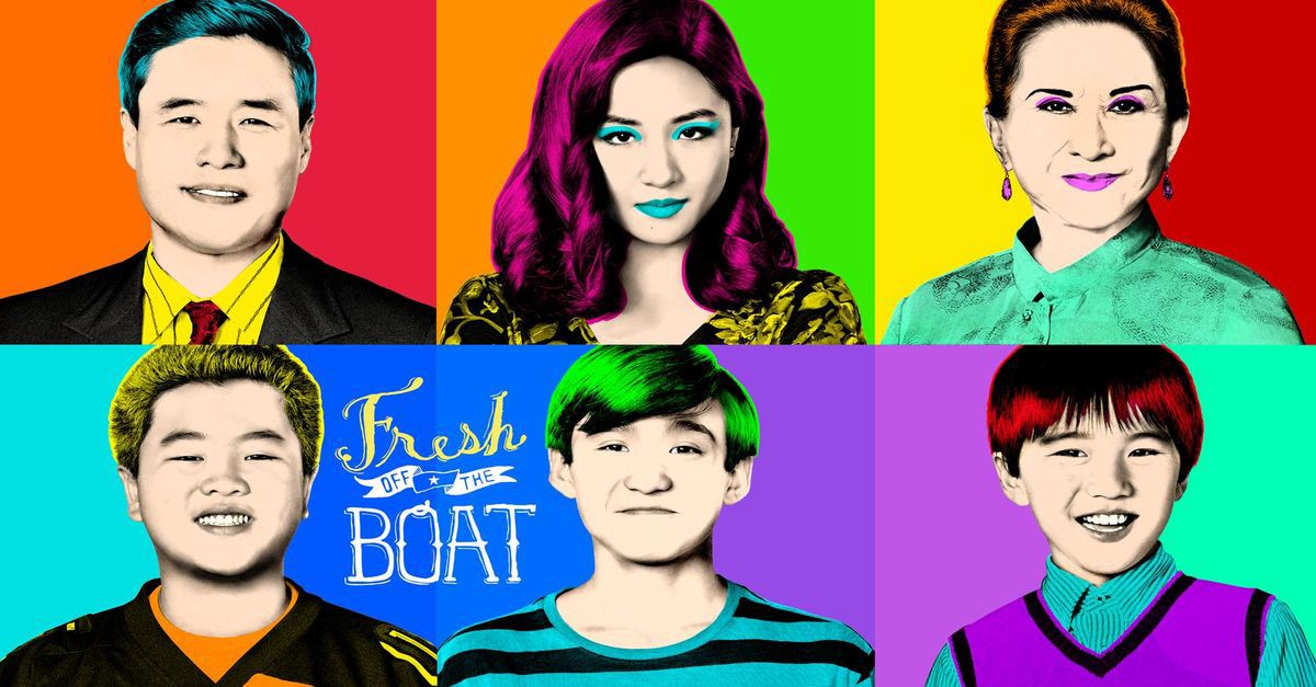 Fresh Off the Boat's Battle with Stereotypes and Sitcoms