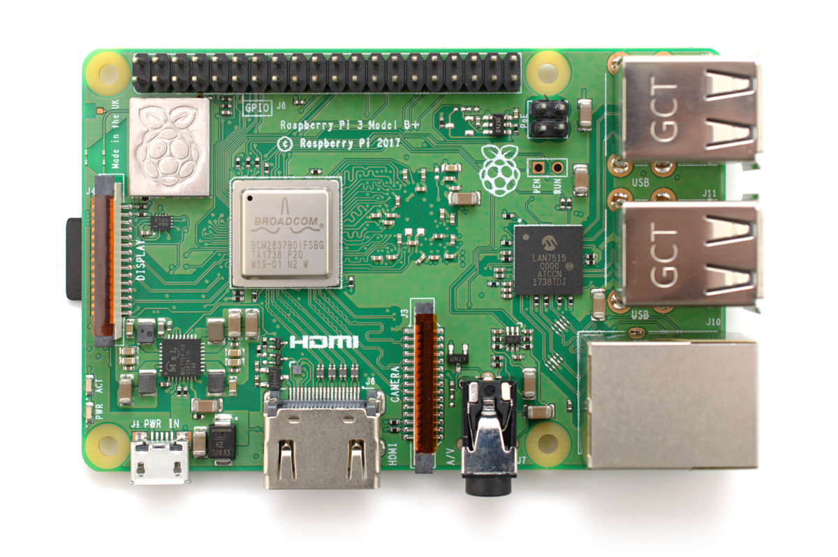 Benchmarking the Raspberry Pi 3 B+ - Gareth Halfacree - Medium