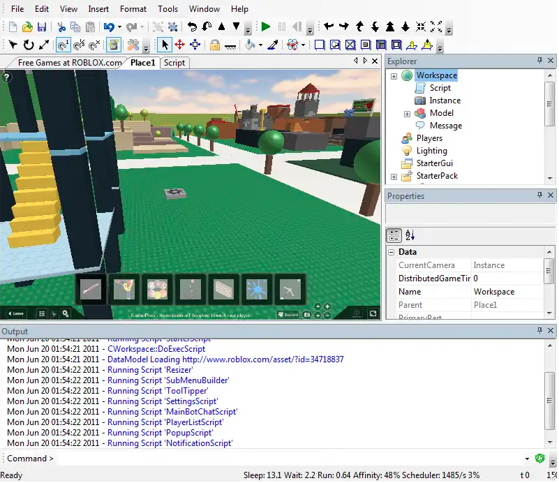 """From the Devs: """"How do you learn to script?"""" - Roblox"""