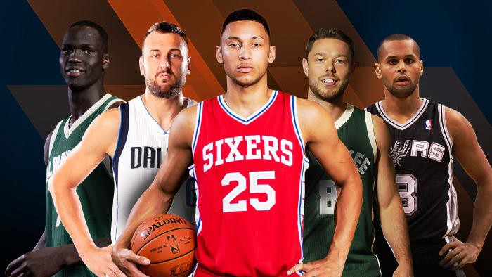Greatest Aussie NBA players of All-Time - Max Delaney - Medium