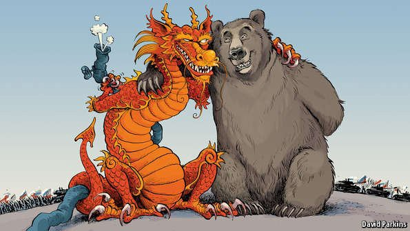 "The Russia, China Alliance: What Does ""The Dragonbear"" Aim To Achieve In  Global Affairs? 