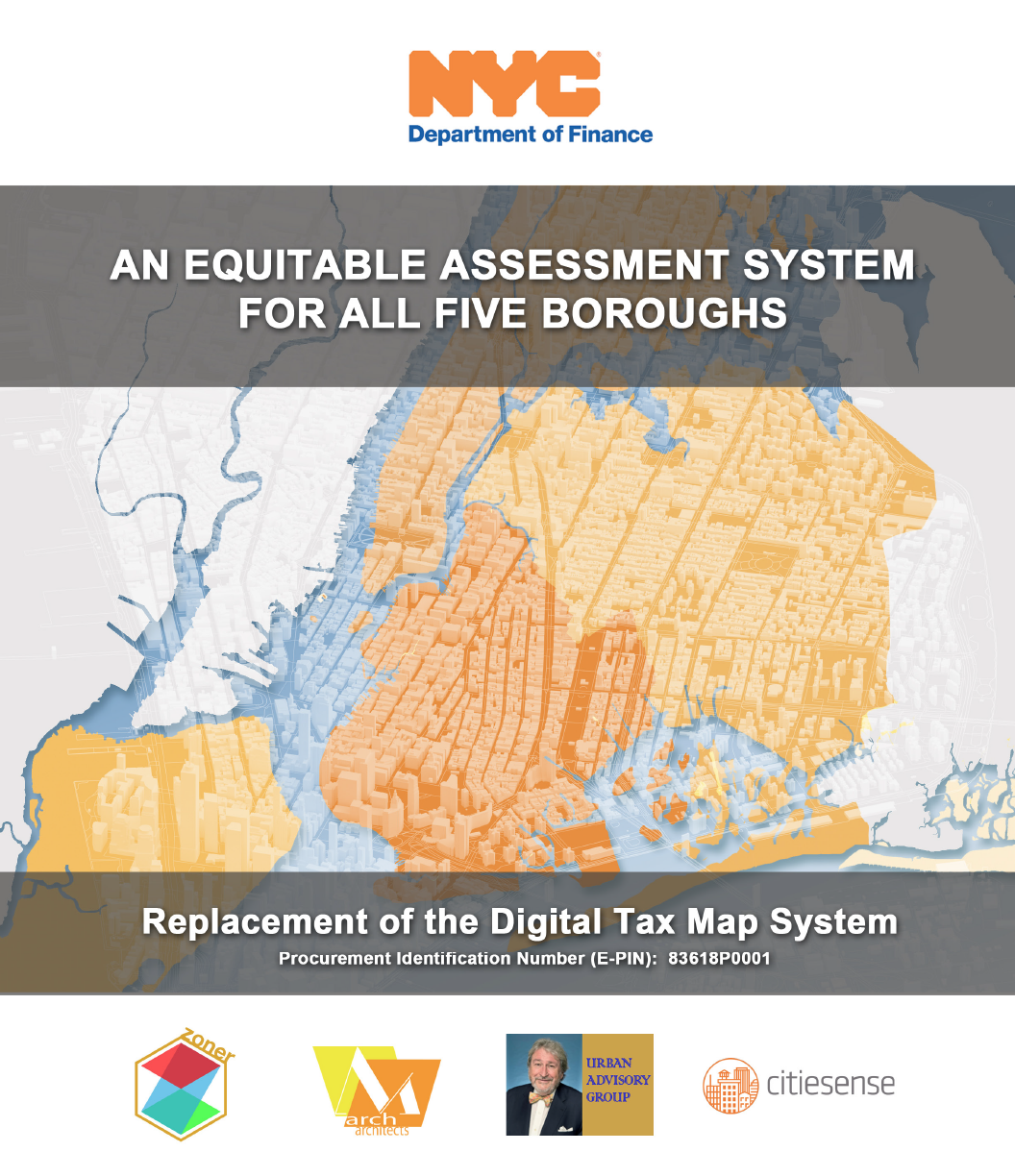 Replacement of the NYC Digital Tax Map System - ZonerApp - Medium on