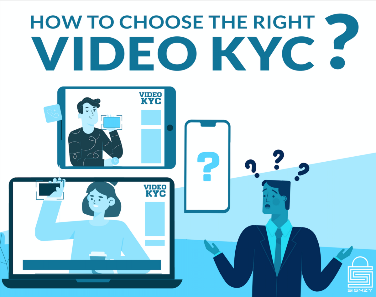 Video KYC, How to Choose the Right Video KYC
