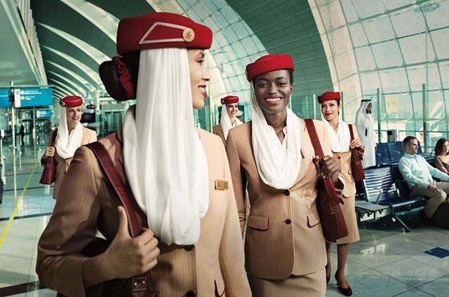 Flying Emirates First Class? Be Kind to Your Crew