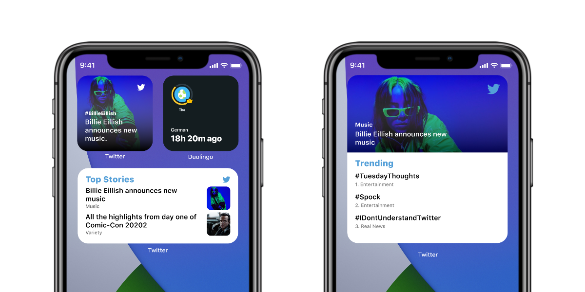 Designing widgets for iOS, macOS and iPadOS—the ultimate guide