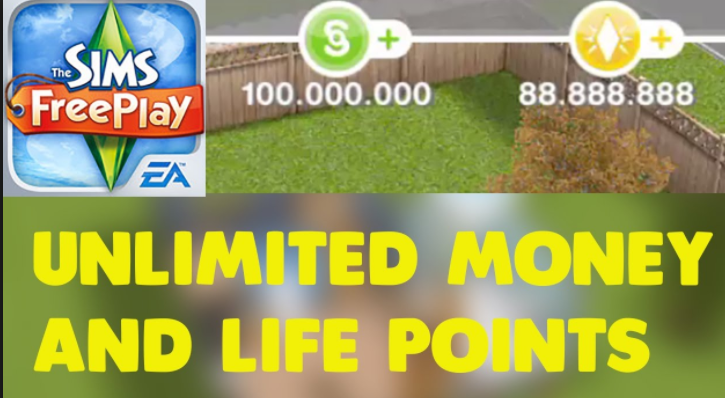 The Sims Freeplay Cheats 2018 —Free Social Points & Lifestyle Points