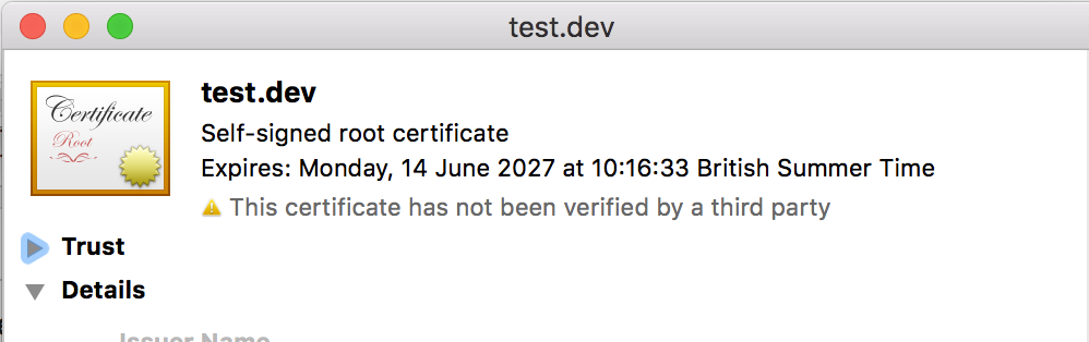 """On """"Secure Contexts"""" in Firefox, HTTPS for local development"""
