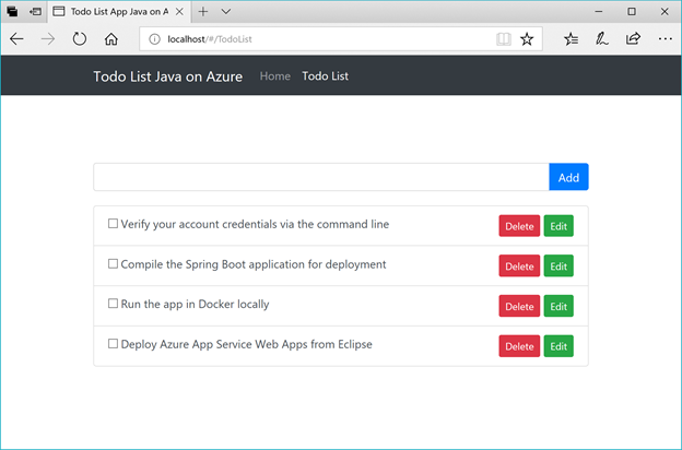 Build a Java and MySQL App on VMs and Containers in Azure (Part 3)