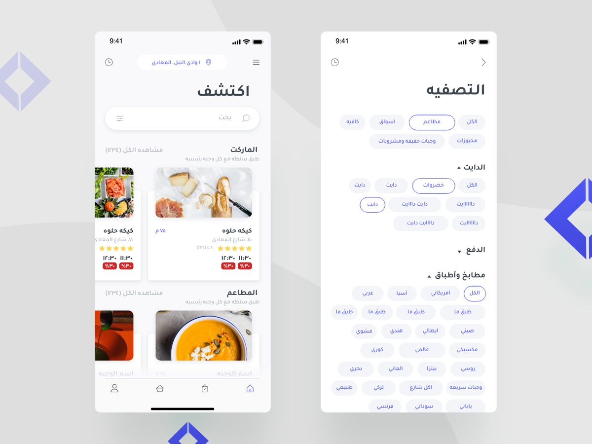 Mirroring: how to design for Arabic users