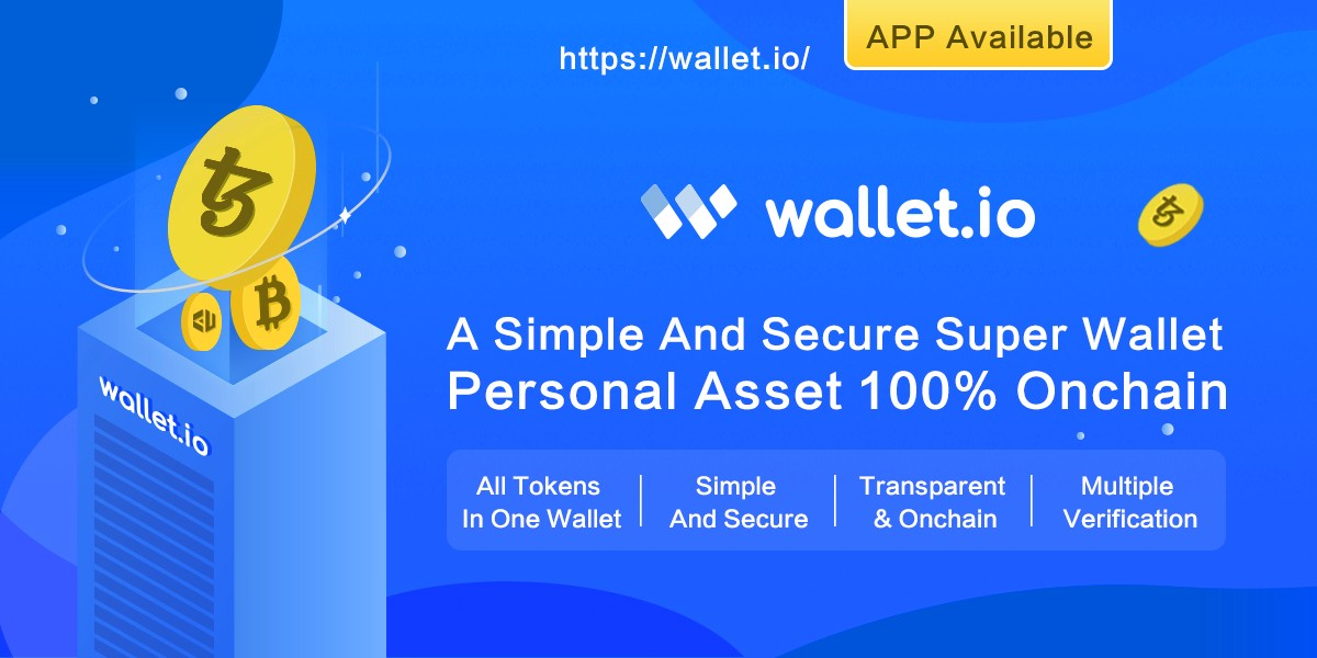 Gate IO Launches Wallet IO for the Safe and Convenient