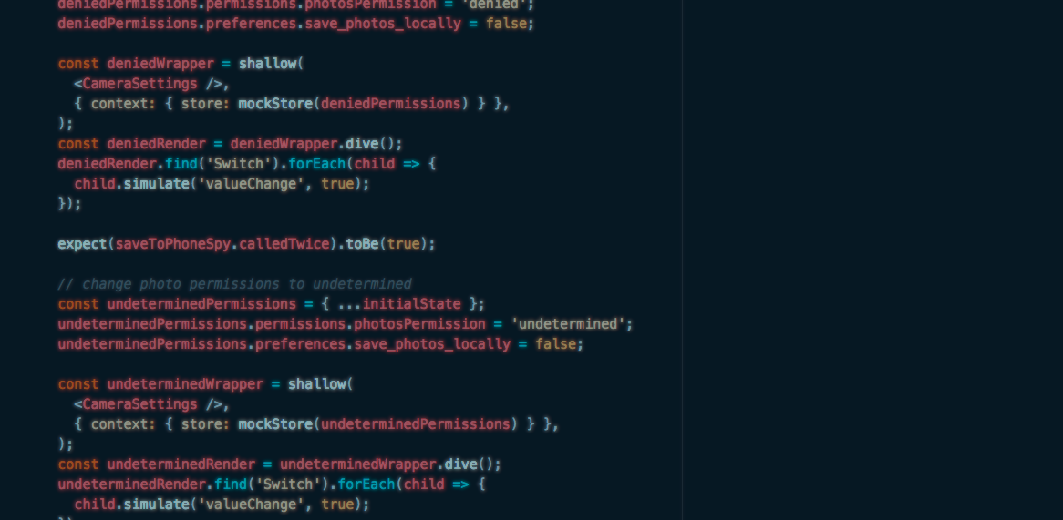 Learning to test React Native with Jest — part 2 - React Native