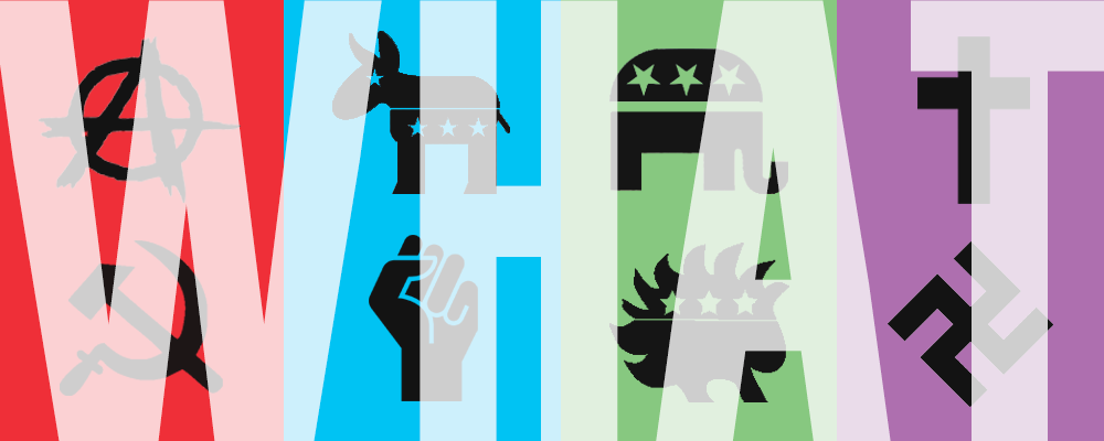 The Most Influential Political Identities From Left To Right