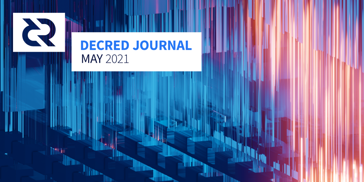 Decred Journal—May 2021